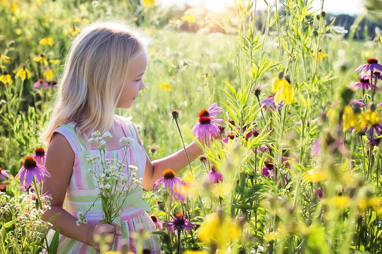 atencion temprana en hortaleza fomentando el contacto de los niños con la naturaleza